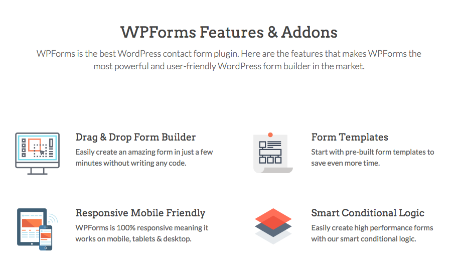 WPForms plugin introduction