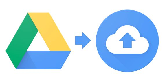Google Drive sync options